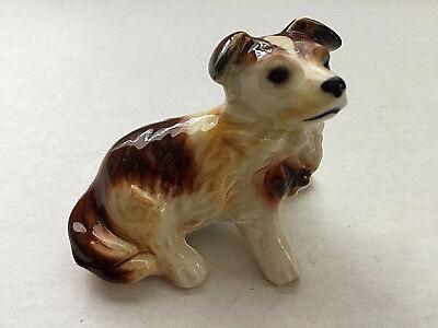 Scottish Farm - Goebel Dog Figurine Scotch Collie Sheltie W Germany Scottish Farm 30 707