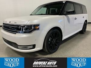 2018 Ford Flex Limited ECOBOOST LIMITED WITH HEATED/COOLED SE...
