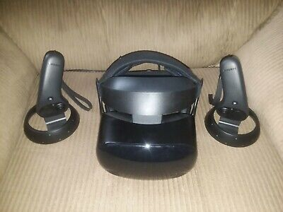 Samsung HMD Odyssey Plus + VR Headset with controllers (XE800ZBA)