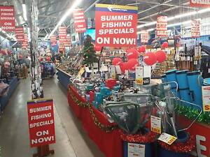 FISHING SALE Villawood Bankstown Area Preview
