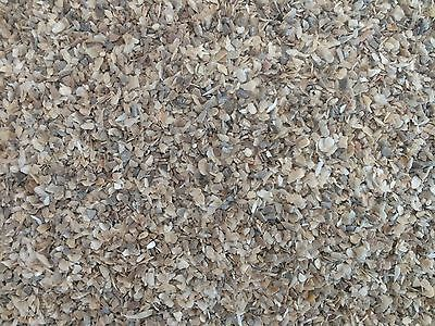 25kg Oyta Fine Oyster Shell Grit for Chickens Ducks Quail and Caged Birds
