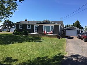 Completely renovated 3 bed home with Garage