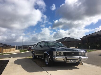 Ford ZH Fairlane 1978 (not XA XB XC HQ HZ Monaro coupe)
