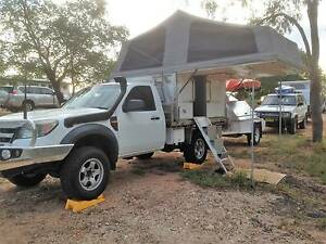 Trayon Campers, Camper, Slide on, Tent, Camping, Tarome Ipswich South Preview