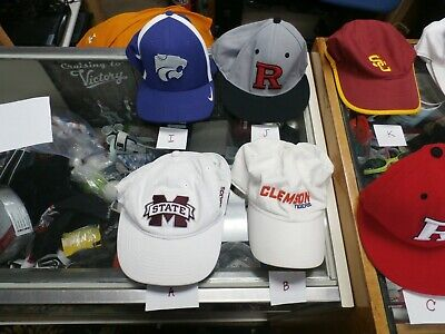 NFL NCAA Men's Hats Different Teams and (Different Men's Styles)