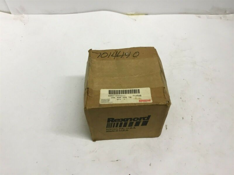 Rexnord 69821002220W Cma Amr 225 Td Coupling