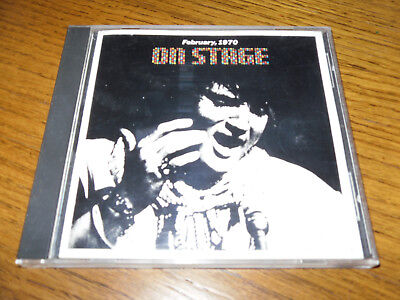 ~Elvis Presley - On Stage February, 1970 CD - Remastered ~