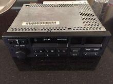 BMW Alpine CM5901E Head Unit/Radio/Cassette/CD Malvern East Stonnington Area Preview