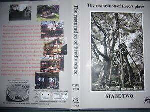 Fred Dibnah DVD,
