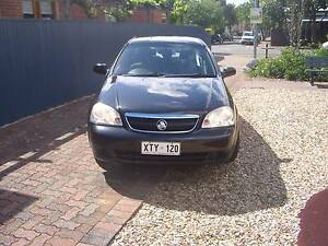 HOLDEN VIVA BLACK DUCO Great car $4950 College Park Norwood Area Preview