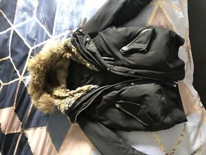 Mackage F3 Dixon Bomber - Men's - Size 38 - Great Condition