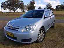 2005 Toyota Corolla. Automatic. 7 months rego Campbelltown Campbelltown Area Preview