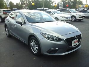 2014 MAZDA MAZDA3 GS-SKY- NAVIGATION SYSTEM, REAR VIEW CAMERA, H