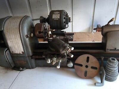Vintage Craftsman 109.21270 1950 6 Metal Lathe Bench Top Calculate Shipping
