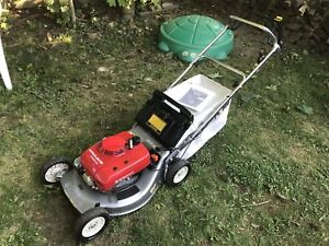 Honda lawnmower, 3 speed self propelled. All tune up.