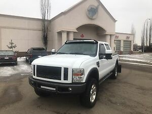 Reduced 2008 Ford F-350 FX4 Loaded