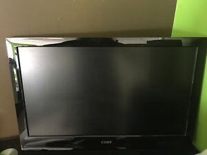 "COBY 24"" tv gently used."