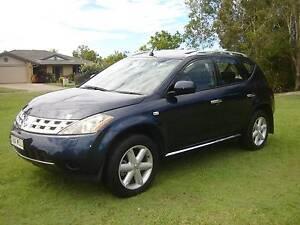 2008 Nissan Murano Ti 4x4 Wagon. Finance Available. Caloundra Caloundra Area Preview