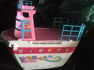 Barbie Yacht for Sale!
