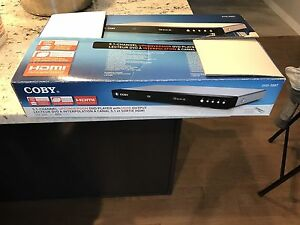 Unopened DVD player with HDMI and 1080P!