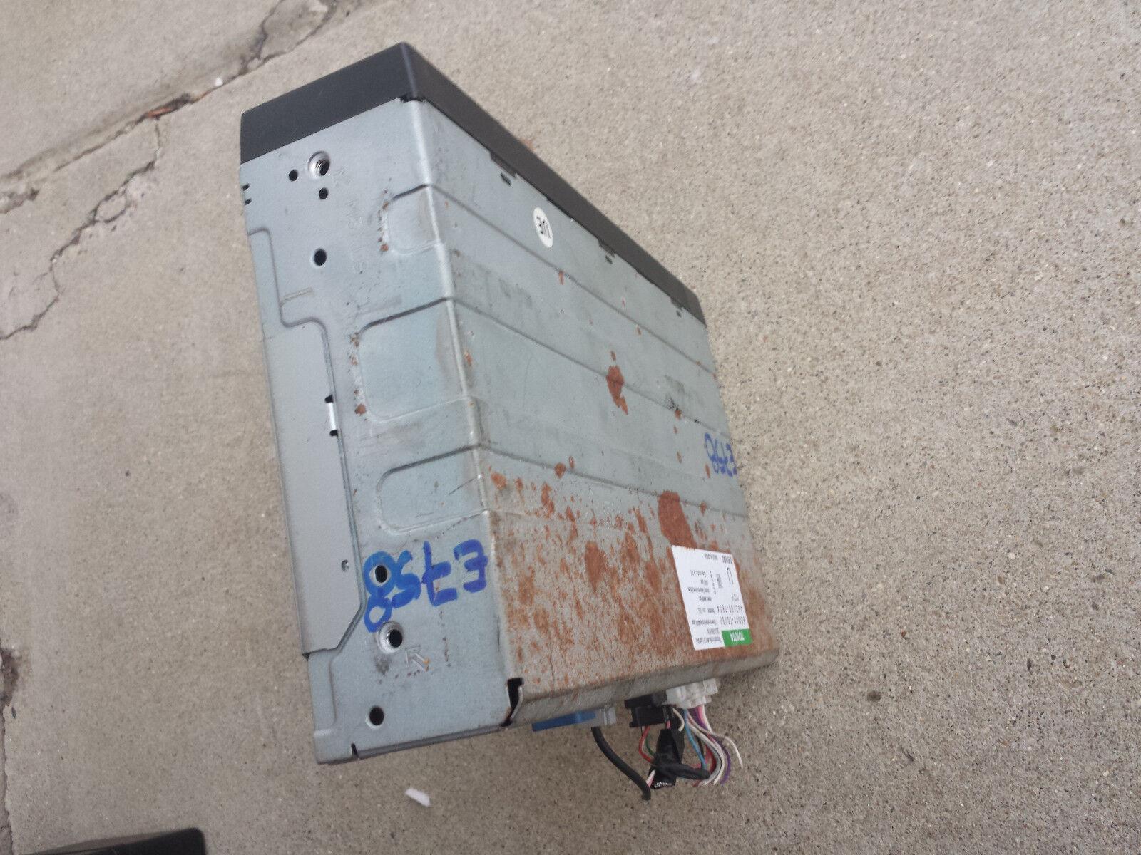 04 PRIUS LEXUS GX470 SC430 LS430 LX470 RX400 NAVIGATION DVD