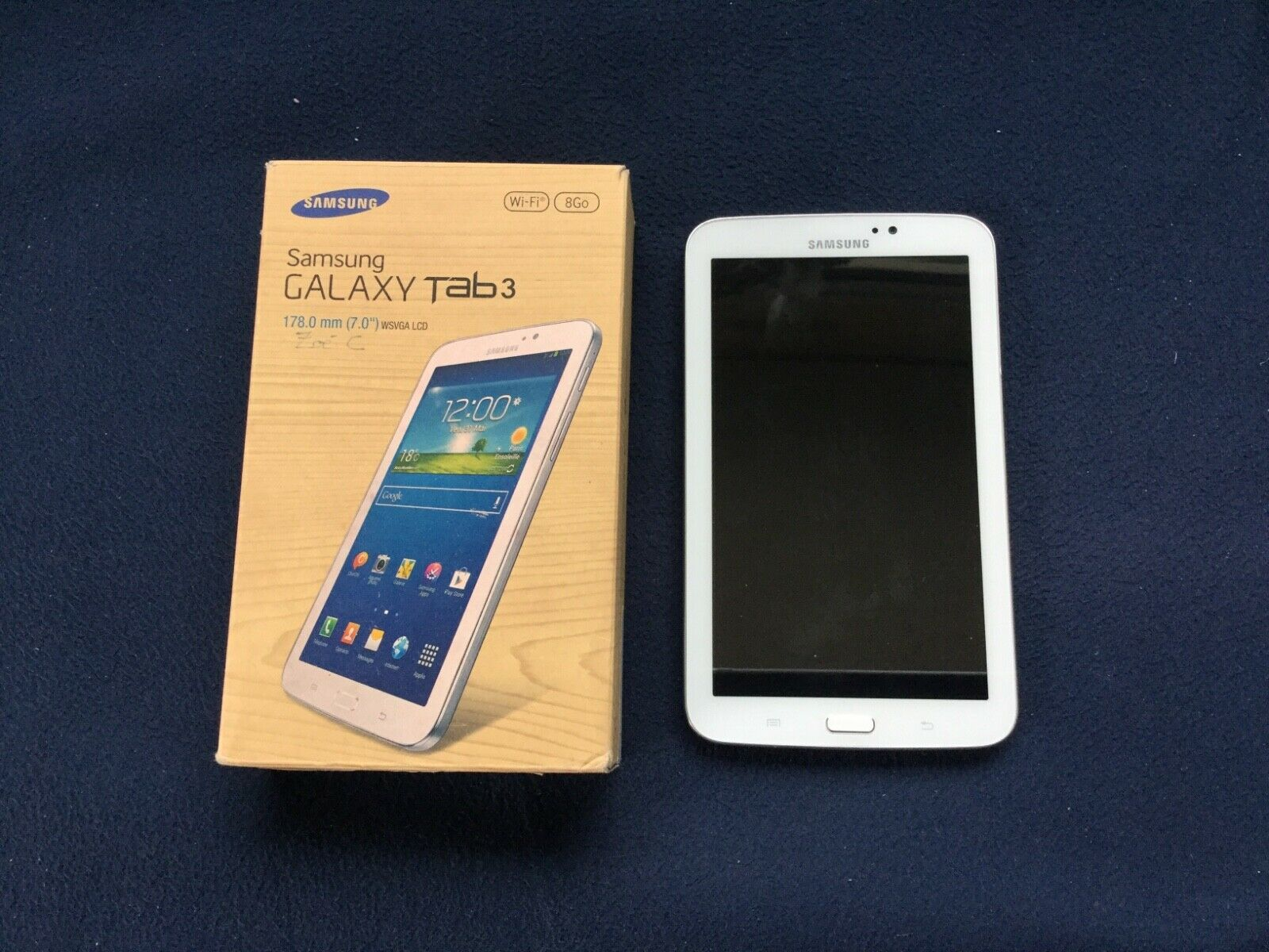 Samsung galaxy tab 3 7 pouces