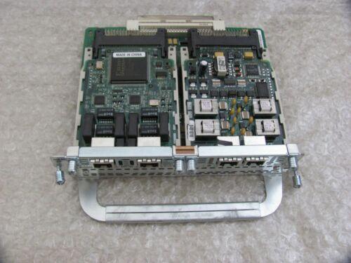 Cisco NM-HD-2V with VIC-2E-M and VWIC-2MFT-T1 plus one extra VWIC2-1MFT-T1/E1