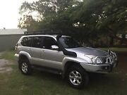 2009 Toyota prado turbo diesel Pie Creek Gympie Area Preview