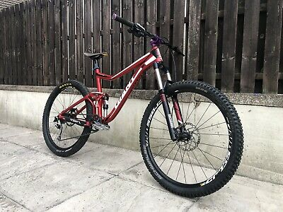 Giant Trance 3 2014 27.5 Upgraded Mtb Mountain Bike