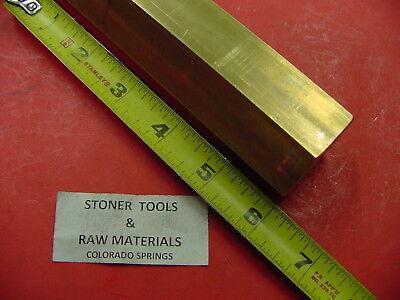 1-12 C360 Brass Hex Bar 6 Long New Lathe Bar Stock 1.50 Hex 12 Hard
