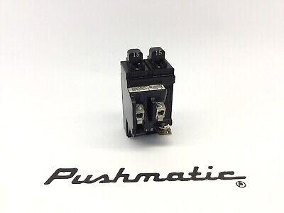 Ite Pushmatic P1515 Tandem Twin 15 Amp Circuit Breaker 1515