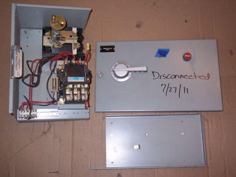 ITE SIEMENS 6500 SIZE 1 MOTOR STARTER 5 AMP BREAKER MCC MCCB BUCKET