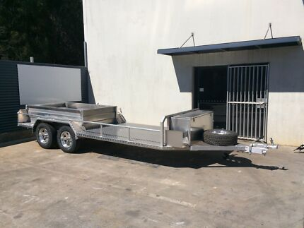 All Aluminium Off-road Camping Toy Hauler Mountain Creek Maroochydore Area Preview