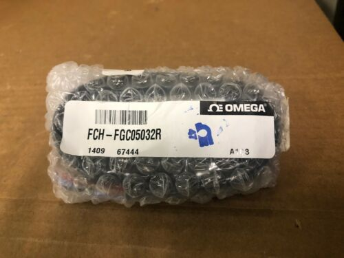 Omega DBK FGC05032R Fan Heater Din Rail Enclosure