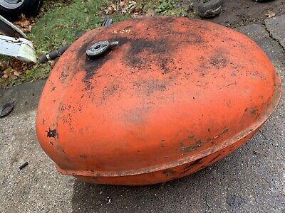 Allis Chalmers Wd 45 Gas Tank