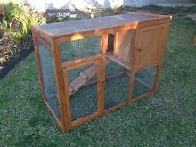 Large Hutch/Coop Munno Para West Playford Area Preview