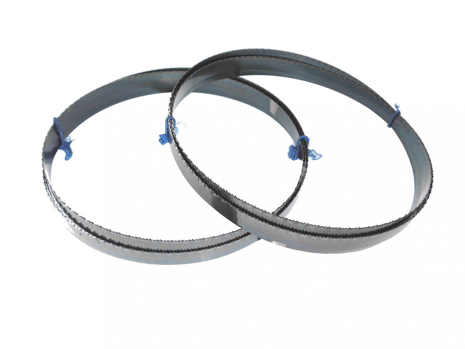 2 X Sägebänder Sägeband 1470 X 13 X 0,65 Mm 14 Zpz Metall Optimum Bernardo