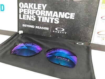 Oakley Gauge 8 L Prizm Sapphire Polarized lenses - Brand New w/ Microfiber Bag