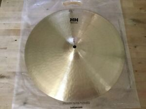 "Drum Stuff - New Sabian 16"" HH Remastered Dark Crash Cymbal"