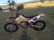 KTM 570 EXC 2010 Shannon Brook Richmond Valley Preview