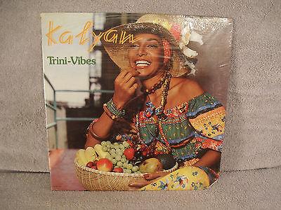Kalyan  Trini Vibes  Mca Records Mca 2296  1977  Reggae  Funk  Disco  Sealed
