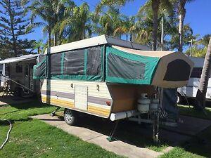Millard pop top caravan - 7 berth Urangan Fraser Coast Preview