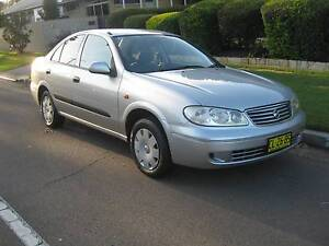 2003 Nissan Pulsar Sedan AUTO Eleebana Lake Macquarie Area Preview