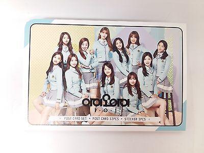 IOI Postcard Set + Sticker KPOP Post Card Jeon SoMi Kim SeJeong CheongHa SoHye D