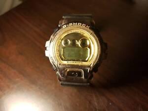 G-Shock GDX6900FB Skeleton Gold dial