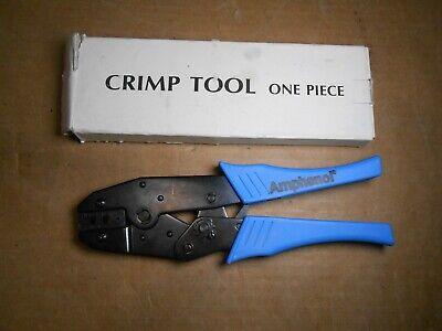Amphenol Ctl-1 Coaxial Crimp Tool