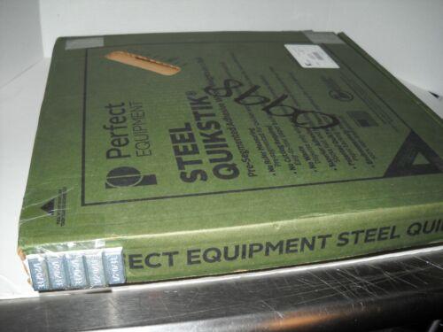 Perfect Equipment QuikStik 0.50oz Steel Adhesive Wheel Weights 300360STR Box/640