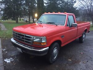 Ford F-250 1983 great Diesel