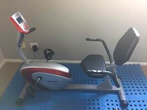 Recumbent Excercise Bicycle. Eatons Hill Pine Rivers Area Preview