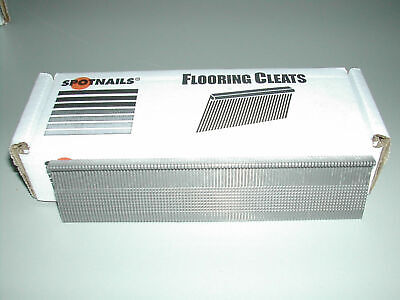 1 12 Inch Cleat Nails Tongue Groove For Bostitch M3fs Floor Nailer 1000